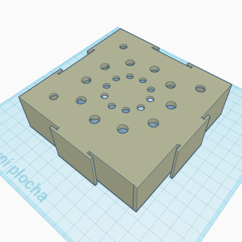 2.PNG Download STL file Baby10 synth - puzzle box • Design to 3D print, Wivry
