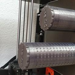 Descargar diseños 3D gratis Caja seca (caja de desecante de sílice) - alargada para más volumen, mavelli