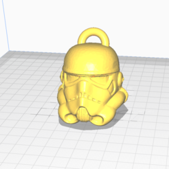 Download 3D printer files Stormtrooper keychain, estuar_sandoval