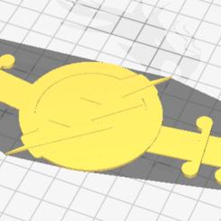 Download free STL file The flash mask strap • 3D printable template, estuar_sandoval