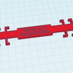 Download free STL file Nurse Mask Holder • 3D printer template, surrealsanguine