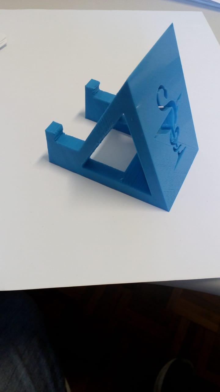 IMG_6132.JPG Télécharger fichier STL gratuit Cours de pharmacie de soutien par téléphone portable - Suporte para celular Farmácia • Objet à imprimer en 3D, fabiomingori