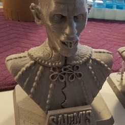 Download STL Kurt Barlow bust (Salem's Lot), mraaronhorton