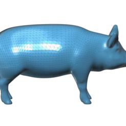 Télécharger plan imprimante 3D Porc, maniesteyn5
