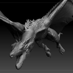 2.JPG Télécharger fichier STL Dragon • Plan à imprimer en 3D, 3Dci