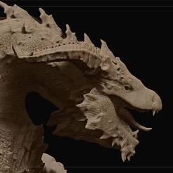 Télécharger modèle 3D Dragon, 3Dci