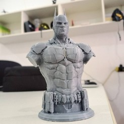 Download free 3D printer files Arkham knight batman burst, year1984wee
