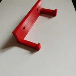 IMG_20210117_152048.jpg Download STL file mac charger hook • Template to 3D print, antoniocac