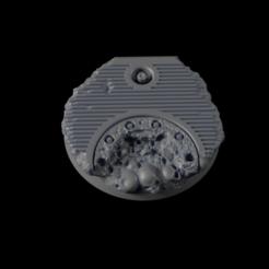 32mm-Base-Urban07.png Télécharger fichier STL gratuit Base urbaine 32 mm 07 • Design à imprimer en 3D, Ilumin4tus