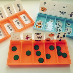 Free 3D model Counting box, Canope_94