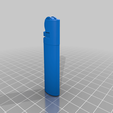 Download free 3D printing templates Lighter File STL, Cody3D