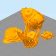 Impresiones 3D Conjunto de impresión en 3D de figuras de busto Predator, Cody3D