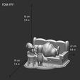 Télécharger fichier STL gratuit Brian Griffin Family guy File STL • Plan à imprimer en 3D, Cody3D
