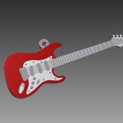 Download STL files Fender Stratocaster, MycroG