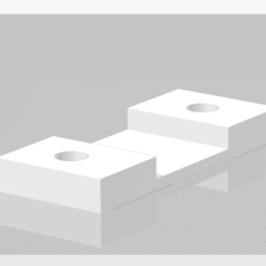 Download free STL file Fixing led ribbon • 3D printing model, Golwen
