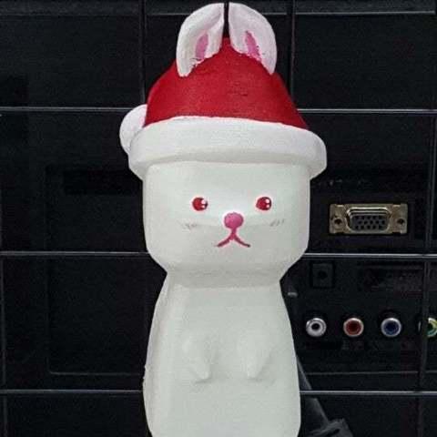 Download free 3D printer designs RB-MKIII SantaVersion, Crackers3D4D