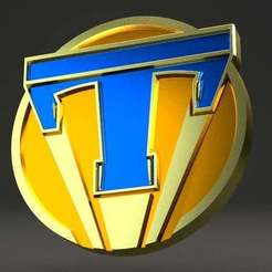 Download free STL file Tomorrowland Pin, Crackers3D4D