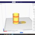 Baril à Carburant.png Download free STL file MODEL BOAT BARREL FUEL • Object to 3D print, GRAUPNERROBBE