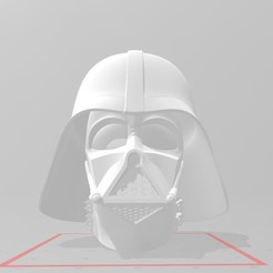 helmet1.jpg Download STL file DARTH VADER HELMET • 3D printing template, cdnerds