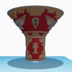 4k_Inquisitor_Resin_Funnel001.JPG Download free STL file 4K Inquisitor Resin Funnel • 3D printer template, polerix