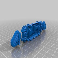 volcanicus_bracers.png Download free STL file Volcanicus Bracers • 3D print design, polerix