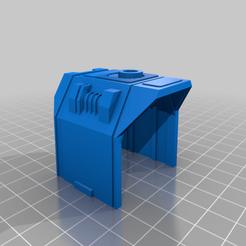 Descargar archivo 3D gratis Rodillera del Metroplex, polerix