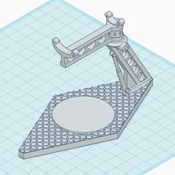 VickerSupermarinestand2.JPG Download free STL file Vickers Ultramarine Display Stand • 3D printer template, polerix