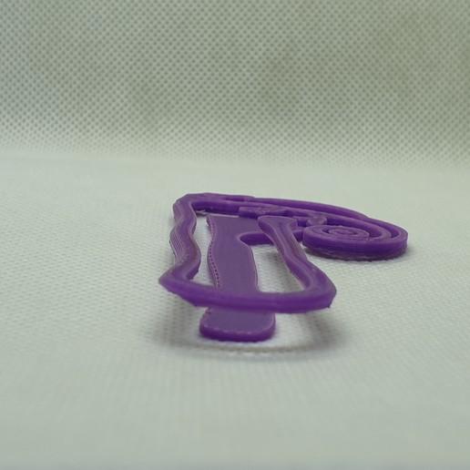 20201208_120454.jpg Télécharger fichier STL gratuit Signet caméléon • Objet pour impression 3D, Renee_Taylor