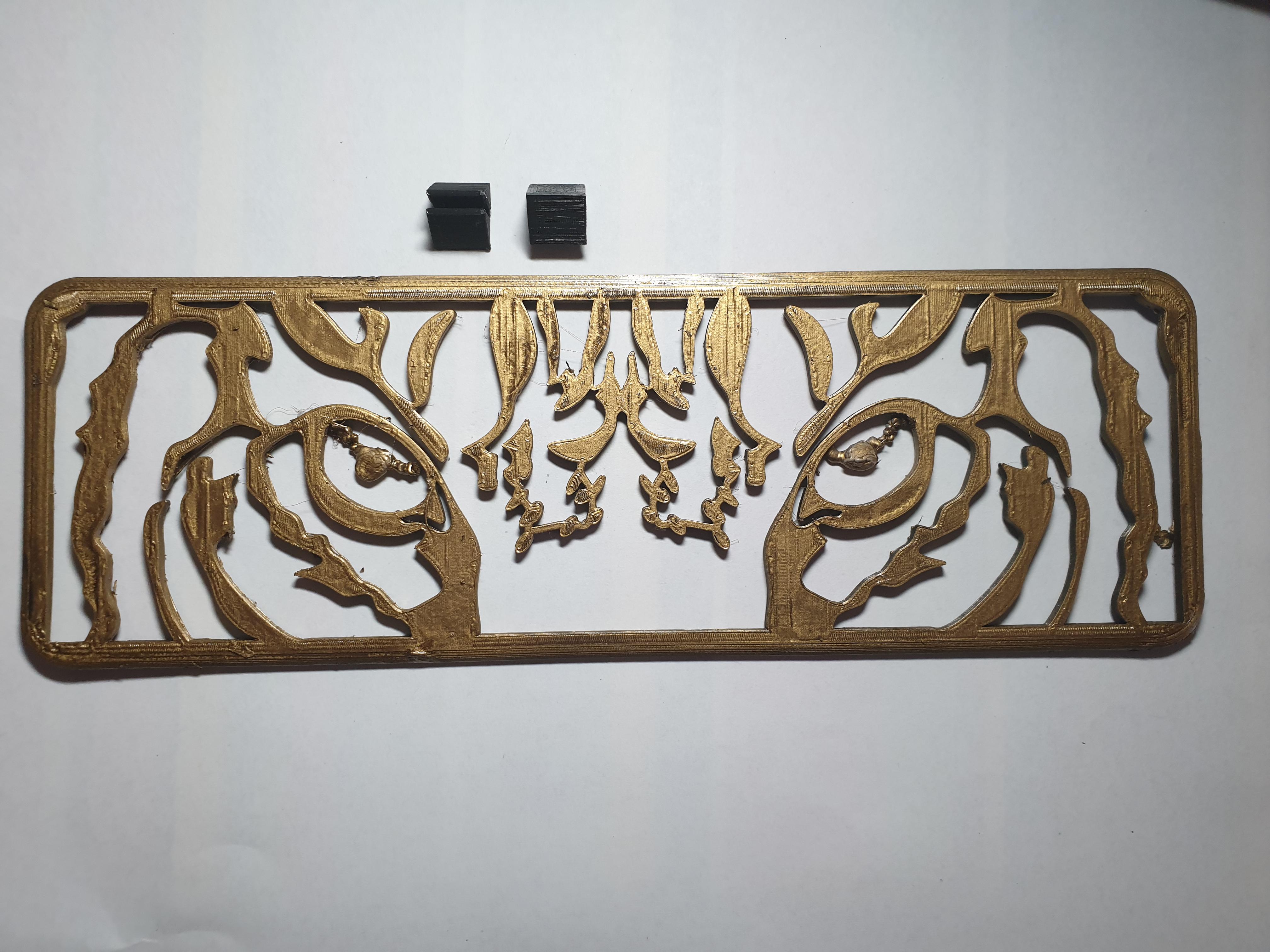 20190914_144651.jpg Télécharger fichier STL gratuit Tigre • Plan à imprimer en 3D, Renee_Taylor