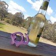 Download free 3D printer model Elephant Bottle Opener, Renee_Taylor