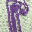 20201208_120441.jpg Télécharger fichier STL gratuit Signet caméléon • Objet pour impression 3D, Renee_Taylor