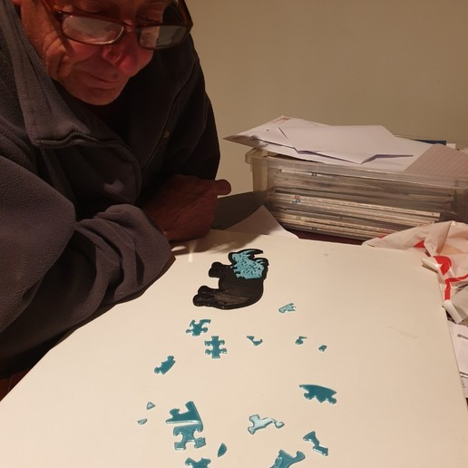 Screenshot_20190930-123306_Gallery.jpg Download free STL file Rhinoceros Puzzle • Template to 3D print, Renee_Taylor
