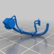 Sgt_1_Left_Hoses.png Download free STL file Flame Armed Instigators • 3D printable template, danny_cyanide