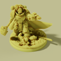 Sammy_1.png Download free STL file Sammy the Salamander Captain • 3D printer object, danny_cyanide