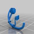 Aggressor_5_Right_Hoses.png Download free STL file Flame Armed Instigators • 3D printable template, danny_cyanide
