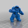 Aggressor_2_Body.png Download free STL file Flame Armed Instigators • 3D printable template, danny_cyanide
