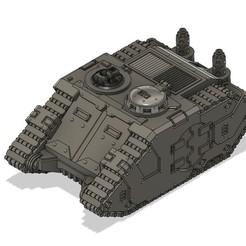 Impresiones 3D gratis Buggy de transporte de shiv improvisado, danny_cyanide