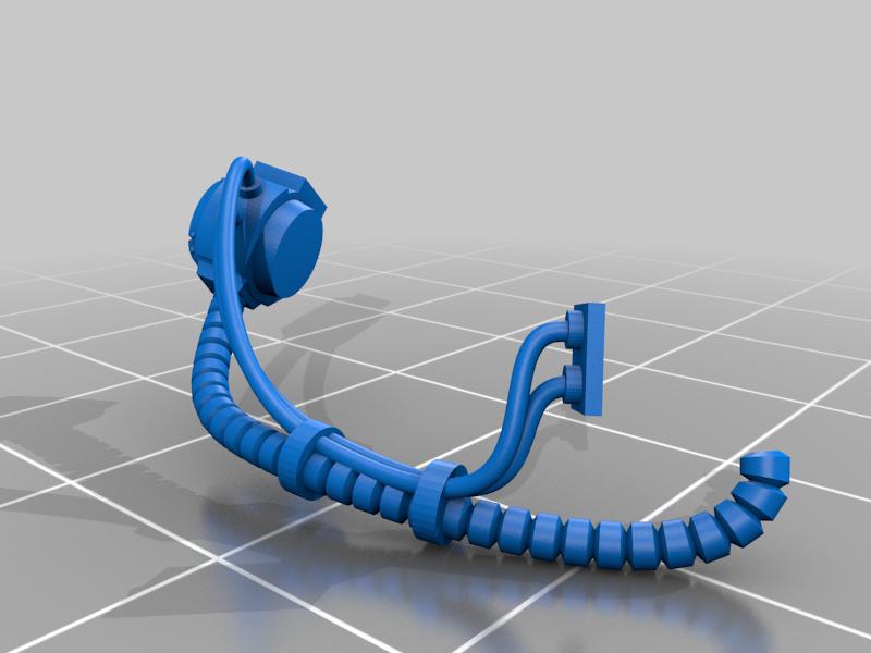Aggressor_4_Right_Hoses.png Download free STL file Flame Armed Instigators • 3D printable template, danny_cyanide