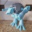 Download free 3D print files Updated Armorcast style Wardog Titan, danny_cyanide