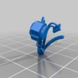 Aggressor_4_left_hoses.png Download free STL file Flame Armed Instigators • 3D printable template, danny_cyanide