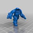 Aggressor_1_body.png Download free STL file Flame Armed Instigators • 3D printable template, danny_cyanide