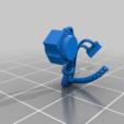 Aggressor_5_Left_Hoses.png Download free STL file Flame Armed Instigators • 3D printable template, danny_cyanide