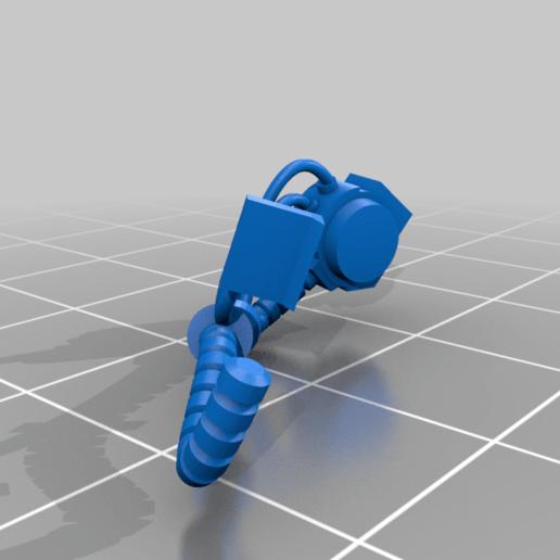 Aggressor_3_Right_Hoses.png Download free STL file Flame Armed Instigators • 3D printable template, danny_cyanide