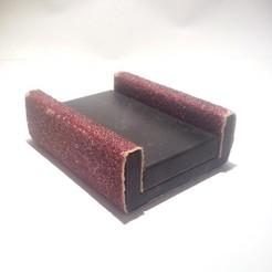 Descargar modelos 3D gratis NUEVA almohadilla de papel de lija ARREGLADA, vmtechofficial