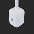 Download STL files First gen Apple pencil holder, DEFI4NT
