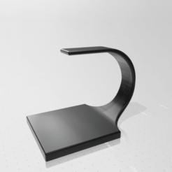 Print 3D 07_04_2020 14_15_13 (2).png Download STL file SUPPORT DE CASQUE • Model to 3D print, Yolann