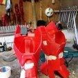 Download free STL file Iron Man MK6 MK 6 Suit, LucasLabrador