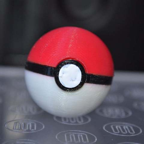 Free 3D printer files Pokemon ball, Yalahst