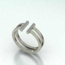 Download 3D printing designs 3d ring, matrex0x