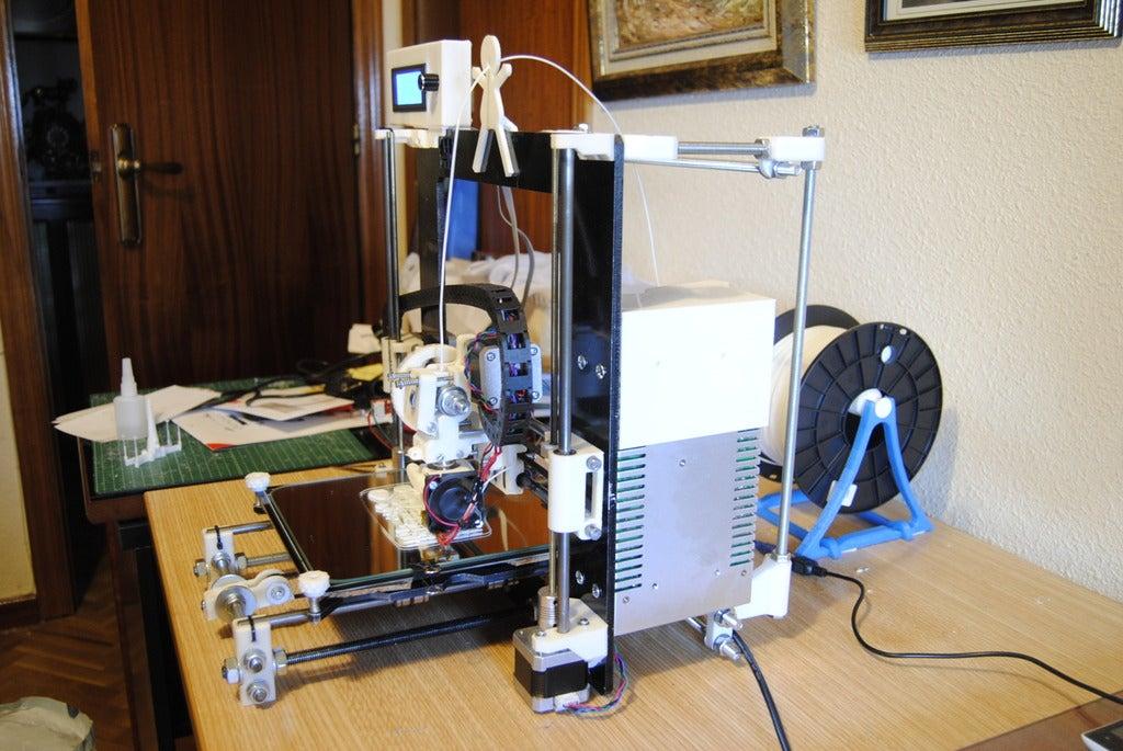_DSC3761_display_large.JPG Download free STL file 90º Degree stiffeners for prusa i3 • 3D printing template, niceandeasy